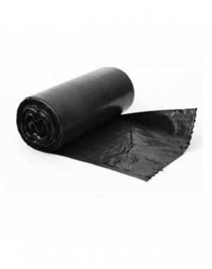 Пакеты для мусора, чёрные, 60 л, 50 шт