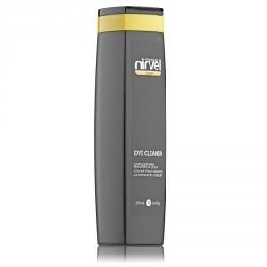 Средство Nirvel Dye Cleaner для удаления красителя с кожи, 250 мл.