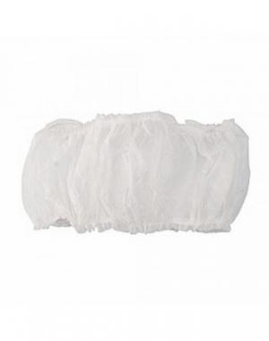 Бюстье IGRObeauty, на резинке, SMS, белое, до 48 размера, 10 шт