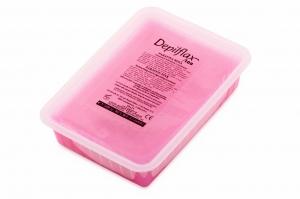 Парафин косметический Depilflax 100, розовый, 400 гр