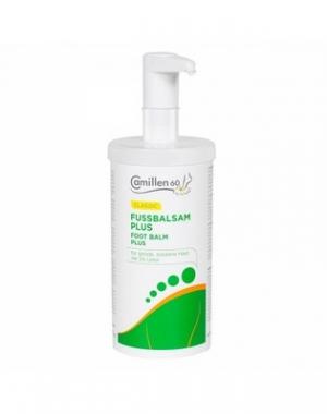 Бальзам для ног мягкий Camillen 60 Fussbalsam Plus, 5% мочевины, с дозатором, 450 мл