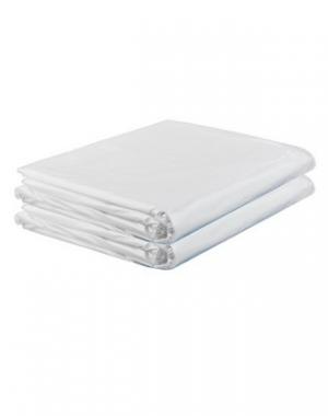 Простыня IGRObeauty, полиэтиленовая, прозрачная, 160х200 см, 25 шт