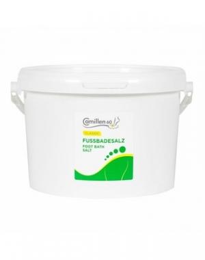 Соль для ножных ванн Camillen 60 Fussbadesalz, 5000 мл