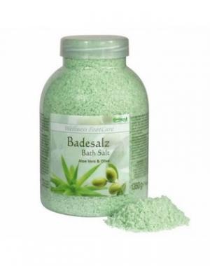 Соль для ножных ванн с алоэ вера и оливой Camillen 60, 1350 гр