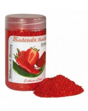 Соль для ножных ванн Camillen 60 «Клубника и Чили», 350 мл