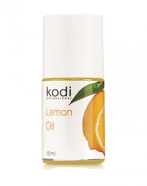 Масло для кутикулы Kodi Lemon Oil, 15 мл