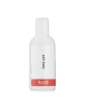 Жидкость для снятия гель-лака/акрила Kodi Tips Off, 500 мл