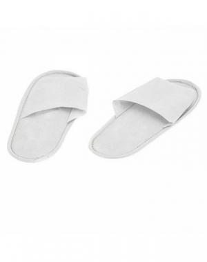 Тапочки на жёсткой подошве IGRObeauty, ЭВА, белые, размер 43, 1 пара