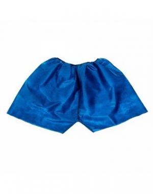 Шорты для массажа IGRObeauty, голубые, размер 56-60, 10 шт