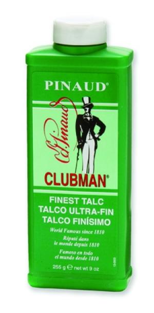 Тальк супер-легкий (белый) Clubman Finest Powder Ultra-Fin, 255гр