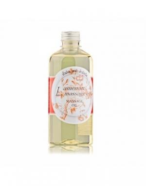 Массажное масло Lamenatt Massage Oil, жасмин, 450 мл