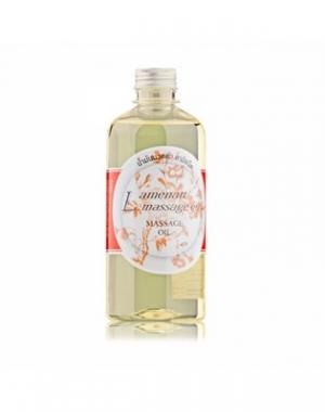 Массажное масло Lamenatt Massage Oil, орхидея, 450 мл