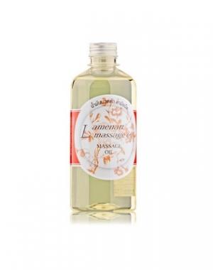 Mассажное масло Lamenatt Massage Oil, апельсиновый жасмин, 450 мл