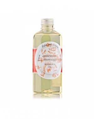 Массажное масло Lamenatt Massage Oil, водный жасмин, 450 мл
