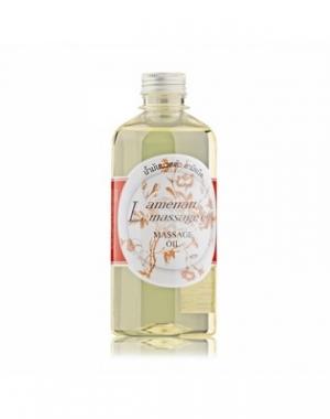 Массажное масло Lamenatt Massage Oil, белая роза, 450 мл
