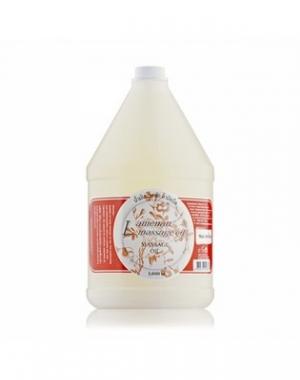 Массажное масло Lamenatt Massage Oil, белая роза, 3600 мл