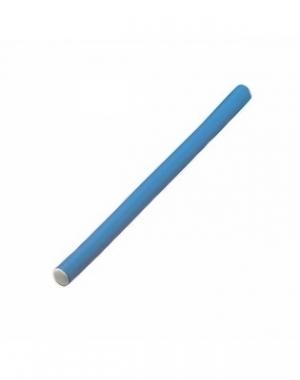 Бигуди Comair Flex, длинные, 254 мм, диаметр 14 мм, синие, 6 шт