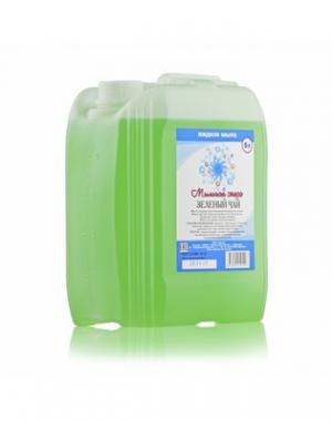 Жидкое мыло Domix «Зелёный чай», 5000 мл