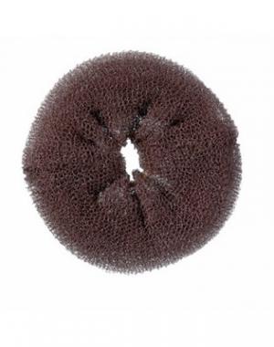 Валик для причёски Comair, коричневый , диаметр 11 см, 12 гр