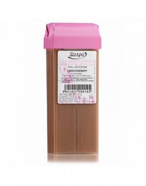 Тёплый воск в картридже Starpil, шоколадный, 110 гр