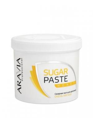Сахарная паста для шугаринга Aravia Professional «Медова», 750 гр