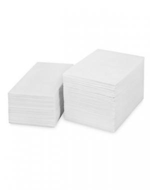 Вафельное полотенце IGRObeauty, 45х90 см, пл. 40 г/м2, белое, 50 шт