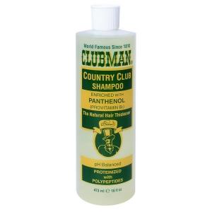 Восстанавливающий шампунь для ежедневного применения Clubman Country Club Shampoo, 473 мл