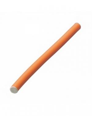 Бигуди Comair Flex, длинные, 254 мм, диаметр 17 мм, оранжевые, 6 шт