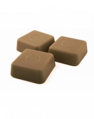 Горячий воск в брикетах Depilflax 100, шоколад, 500 гр