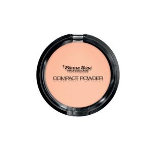 Pierre Rene Compact Powder Тональная компакт пудра с натурал маслами для сухой кожи, ТОН 03