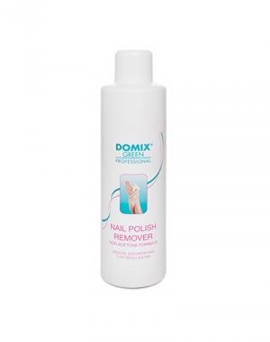 Средство для всех видов лака с ногтей без ацетона Domix Green Professional Nail Polish Remover Non Aceton, с помпой, 225 мл
