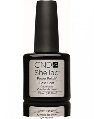 Базовое покрытие CND Shellac UV Base Coat, 12,5 мл