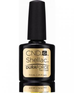 Верхнее покрытие CND Shellac Duraforce Top Coat, 7,3 мл