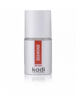 Верхнее покрытие для акриловых ногтей Kodi Diamond Topcoat, 15 мл