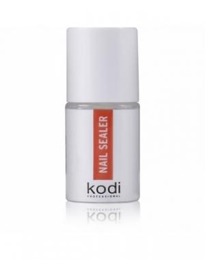 Верхнее покрытие для акриловых ногтей с ультрафиолетом Kodi Nail Sealer TC, 15 мл