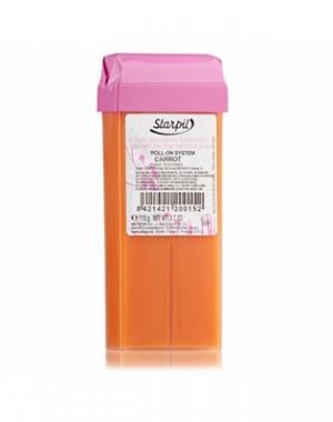 Тёплый воск в картридже Starpil, морковь, 110 гр