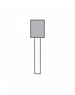 Диамантовая фреза Busch цилиндр, средний абразив, (D)840 055