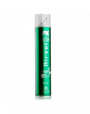 Лак для волос средней фиксации Nirvel Professional Green Basic, аэрозольный, 500 мл