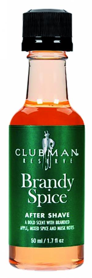 Лосьон после бритья Clubman After Shave Brandy Spice, 50 мл