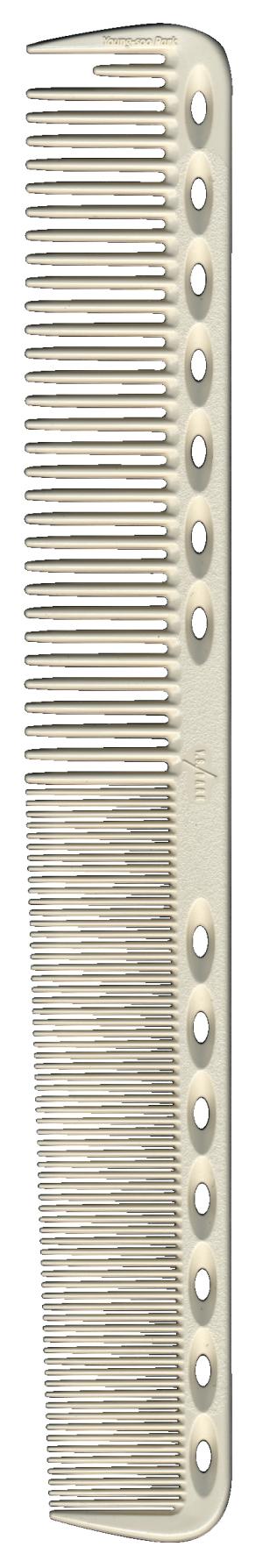 Расческа Y.S.Park YS-339-05 белая