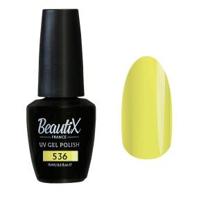 Гель лак Beautix 536 15мл