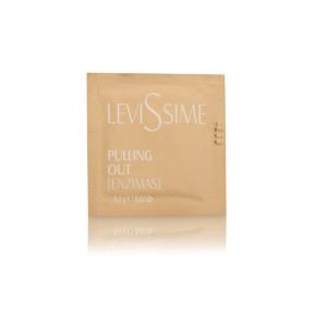 Энзимный пилинг (гель + энзимный комплекс) LeviSsime Pulling Out , рН 4,5-6,0
