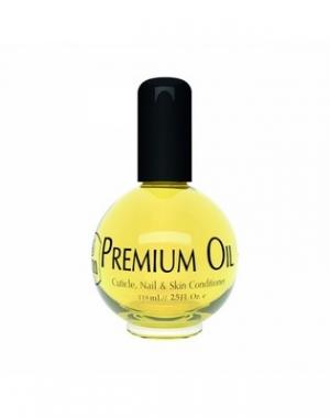 Масло для кутикулы с ароматом миндаля Inm Premium Almond Cuticle Oil, 120 мл