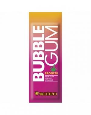 Бронзатор с ускорителем загара Soleo Bubble Gum, 15 мл