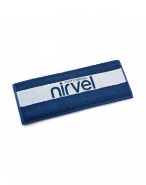 Махровое полотенце Nirvel Professional, синее